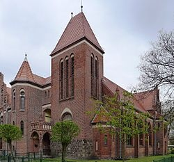 Lutherkirche Nordend