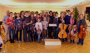 Bernauer Orchester und Kinderorchester