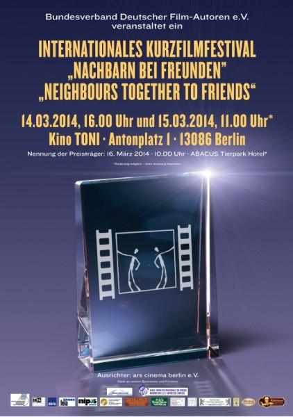Int. KurzFilmfestival 2014