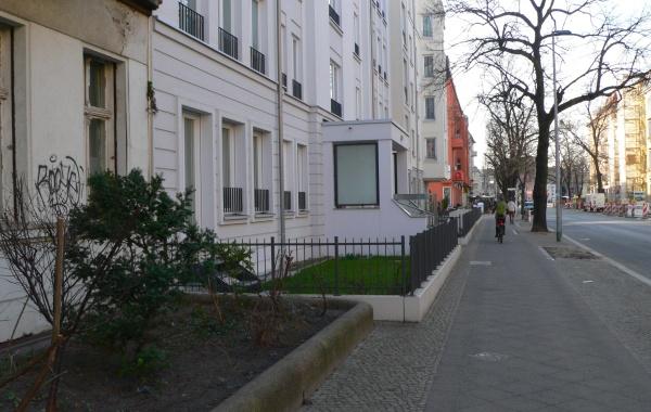 Florastraße/Gaillarstraße: