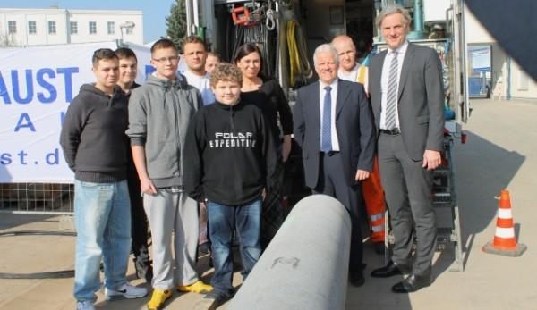"""""""Partnerschaft Schule-Betrieb"""" 24.2.2014"""