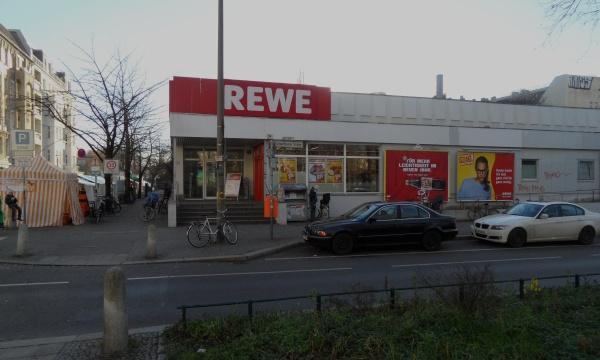 REWE Markt Schievelbeiner Strasse