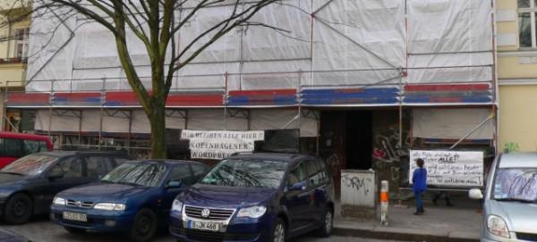 Bau-Sanierung Kopenhagener Str. 46