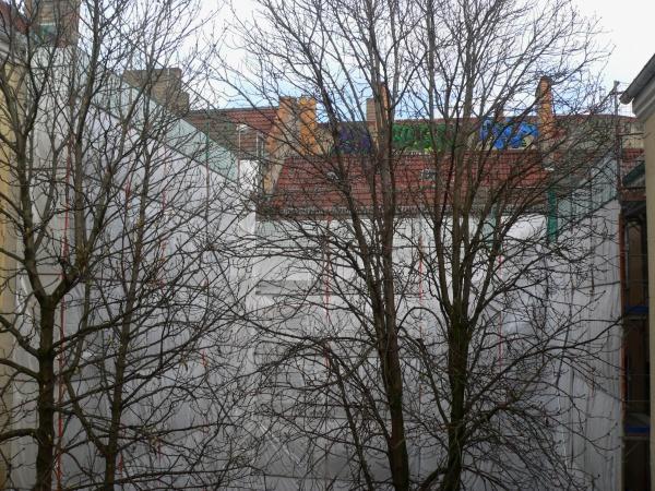 Energetische Sanierung Kopenhagener Str. 46