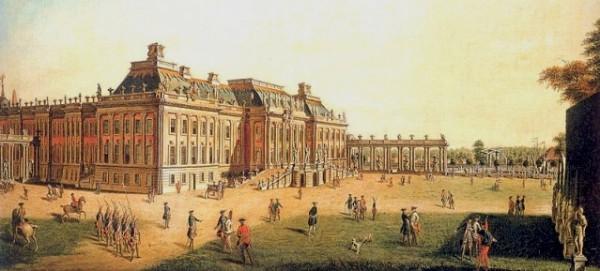 Johann Friedrich Meyer:  Das Potsdamer Stadtschloss