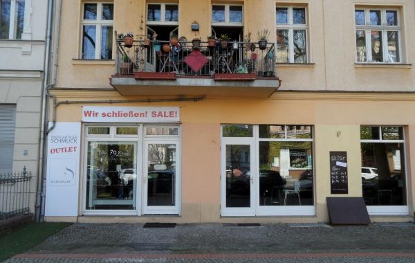 Schmuck laden schliesst - Bar eröffnet neu