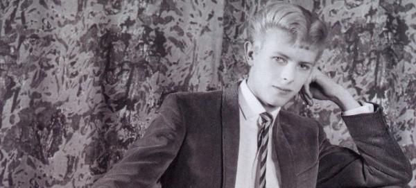 Werbefotografie für The Kon-rads, 1963 - Fotografie von Roy Ainsworth Courtesy: The David Bowie Archive / Foto © Victoria and Albert Museum