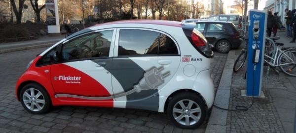 Elektromobililät in Prenzlauer Berg
