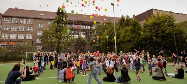 Humboldtwoche an der Wilhelm-von-Humboldt-Gemeinschaftsschule