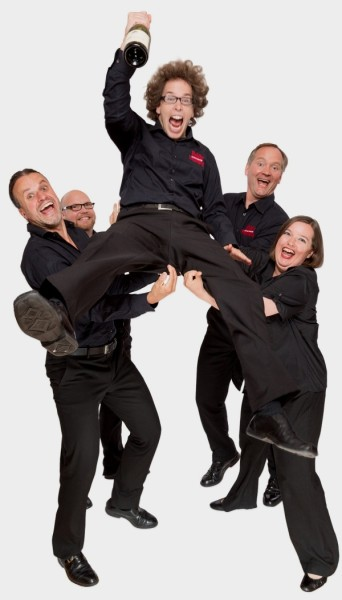 Improtheater Paternoster Jubiläum 2014