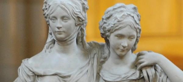 Prinzessinnengruppe von Johann Gottfried Schadow