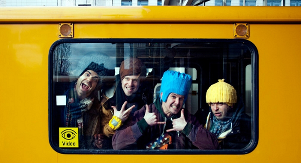 RAZZZ U-Bahn, Pressefoto: © Kulturbrauerei