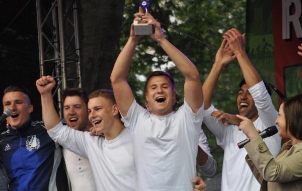 Rspect Gaymes: Siegerstimmung
