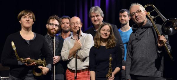 Hans Lüdermann, T.E.E. Ensemble, Foto: © Hyou Vielz