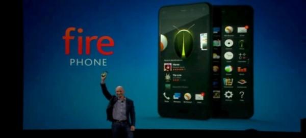 Fire PHONE von Amazon