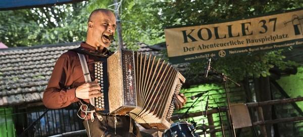 Fête de la Musique 2013: Hauptstadtpolka