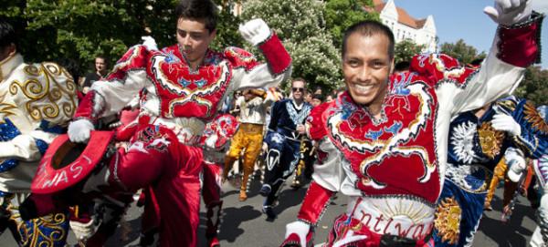 Karneval der Kulturen 2013 - © Frank Löhmer