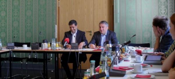 Read Saleh und Torsten Schneider