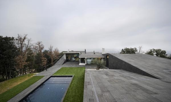 Josep Ferrando Architecture, Barcelona: Bescanó House