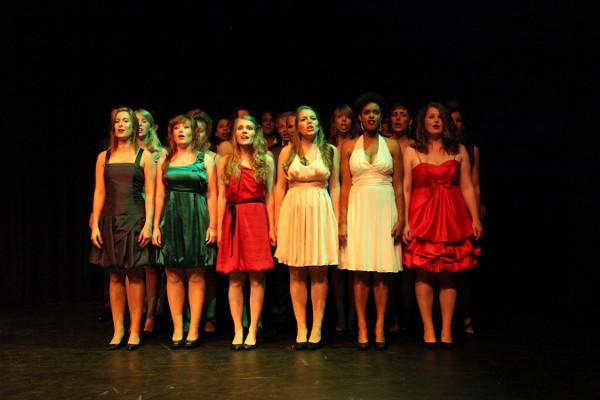© Dekoor Close Harmony Choir, Frannz Club