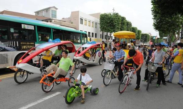 Eco Mobility Festival Suwon 2013