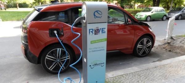Ecomobility: BMW i3 mit eDrive