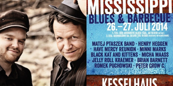 Mississippi-Festival - mit Black Patti, © Kulturbrauerei Berlin