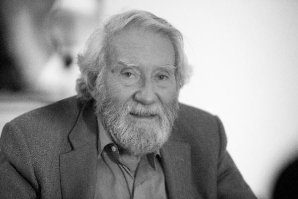 Otto Piene - Portrait 2014