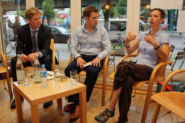 Berlin Pub Talk am 10.7.2014