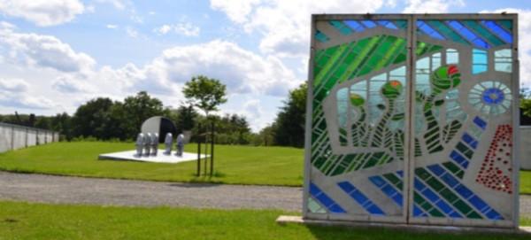 Skulpturenpark Pampin 2014