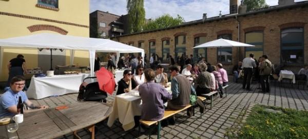 Sommerfest in der Kunstgießerei & Galerie Flierl