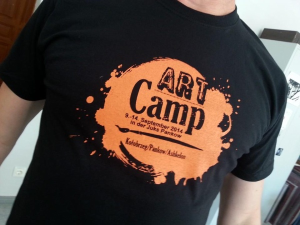 Art Camp T-Shirt