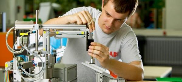 Ausbildung in der Mechatronik