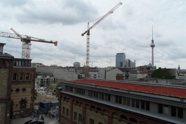 Creative City Berlin: Gewerbehof Königsstadt