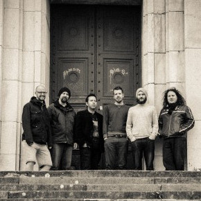 Haken - Mountain Tour 2014