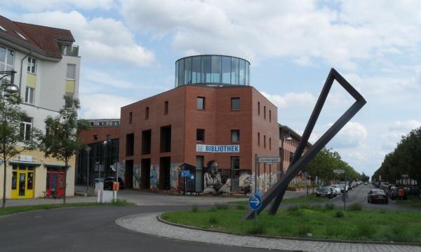 Stadtbibliothek am Lossebergplatz