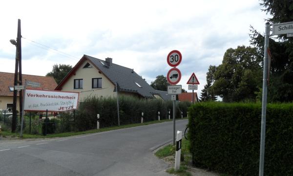 Buchholzer Str. Ecke Schillingsweg
