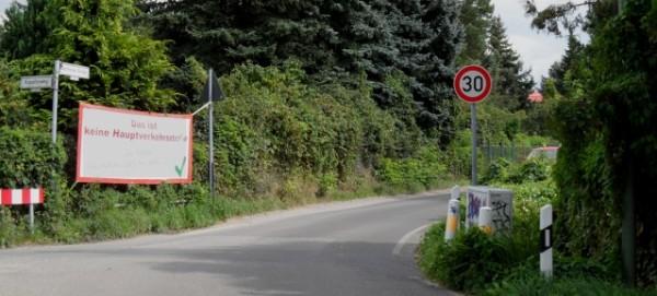 Buchholzer Str. Ecke Kapellenweg