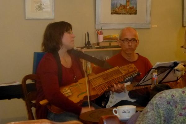 Benefiz Konzert im cafe yalloya