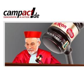 Campact e.V. : CETA Hammer stoppen!