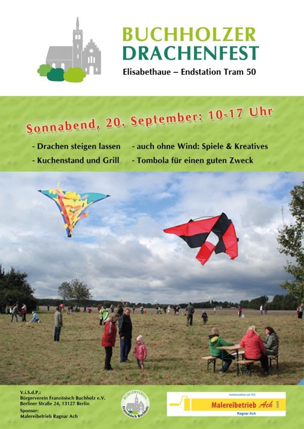10. Drachenfest am 20.9,2014