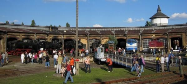 Eisenbahnfest im Bahnbetríebswerk Schöneweide