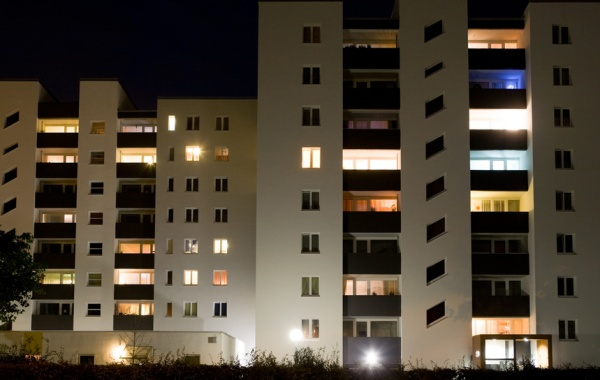 Wohnhausgruppe 908 - Eichhorster Weg