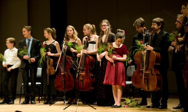 Internationale Musikakademie Konzert am 13.10.2013