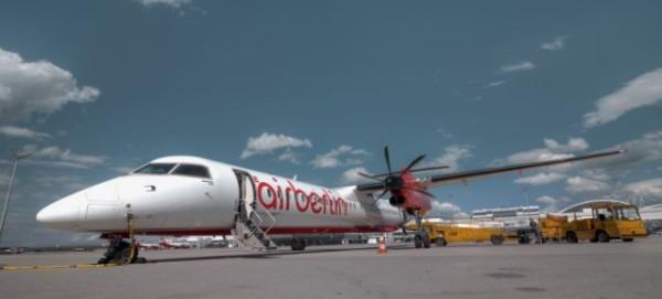 airberlin: Bombardier Dash Q400