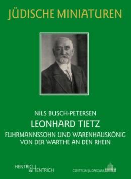 Buchcover Leonhard Tietz