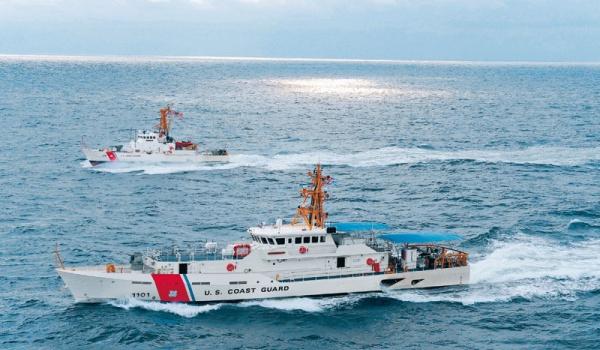 United States Coast Guard (USCG) Cutter Bernard C. Webber