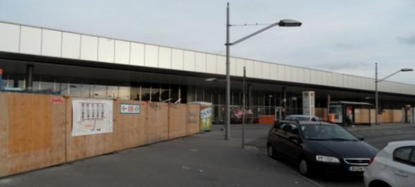 DB Station & Service AG: Empfangsgebäude Gesundbrunnen
