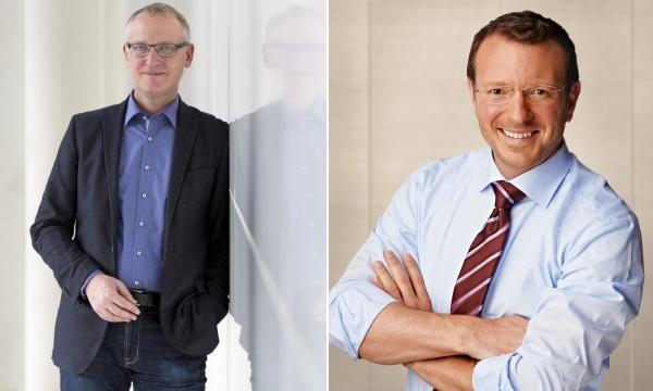Klaus Mindrup (MdB - SPD) und Dr. Jan-Marco Luczak (MdB CDU)