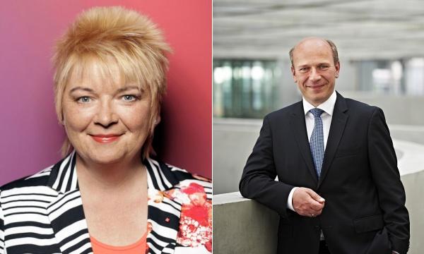 Mechthild Rawert (MdB - SPD) und Kai Wegener (MdB - CDU)